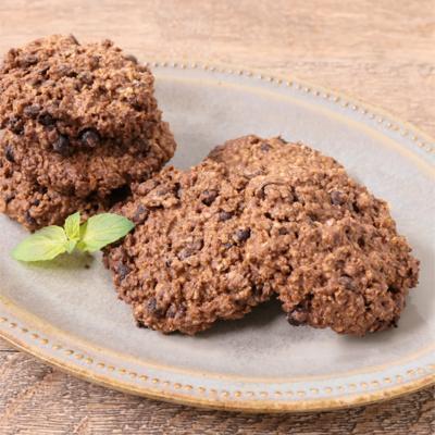 オートミールとチョコチップのクッキー