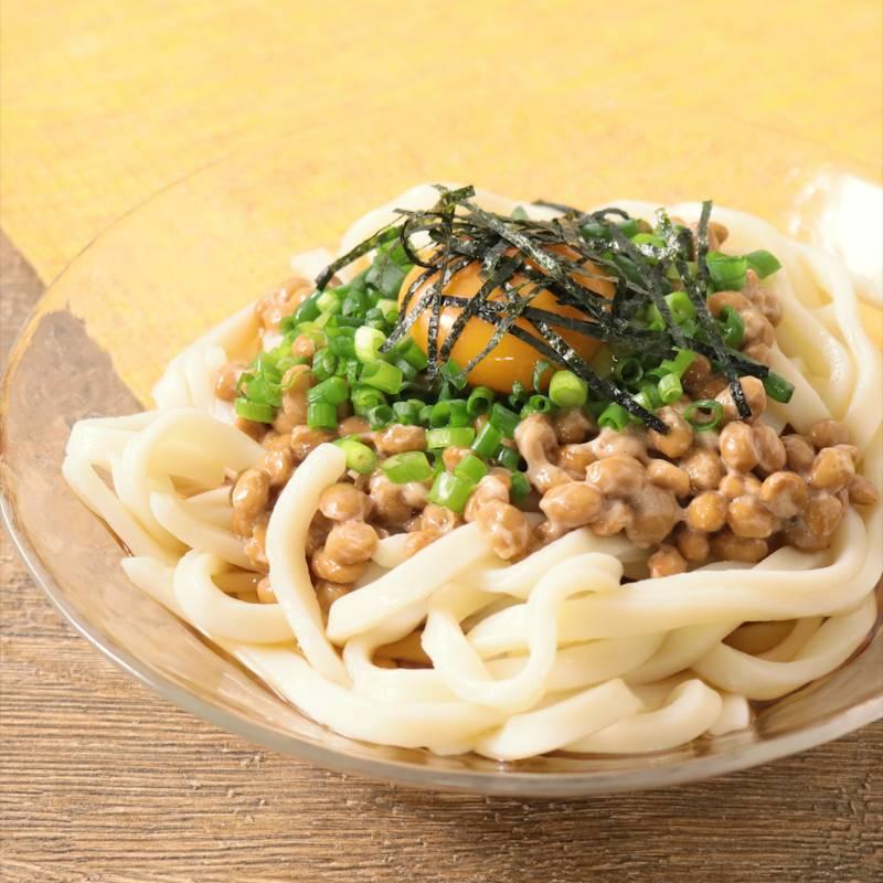 納豆 うどん レシピ 【みんなが作ってる】 納豆うどんのレシピ 【クックパッド】...