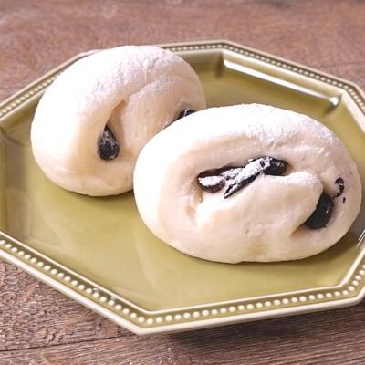 黒豆白パン