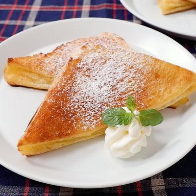 オーブンでカリふわフレンチトースト