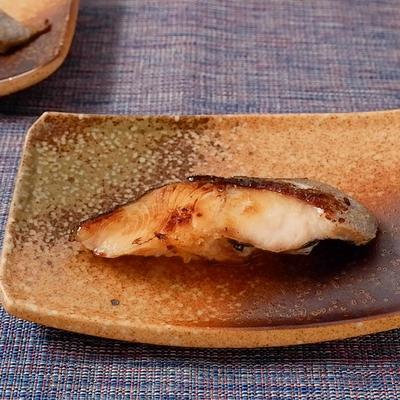 フライパンで作る 銀ダラの西京焼き