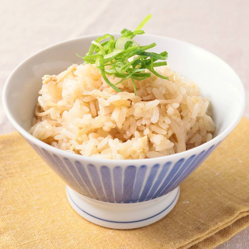 炊き込み ご飯 生姜