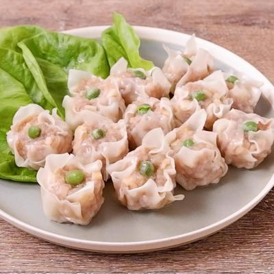 タケノコと豚ひき肉のシュウマイ