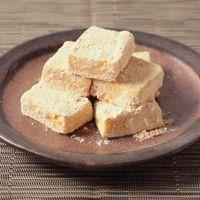 豆腐で簡単 きな粉生チョコ