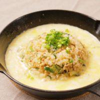 熱々チーズがとろける キムチチャーハン