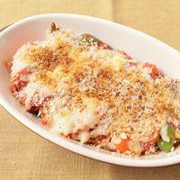 ゴロゴロ野菜のラタトゥイユグラタン