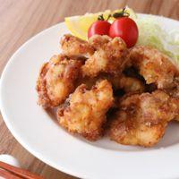 塩麹でサッパリ鶏の唐揚げ