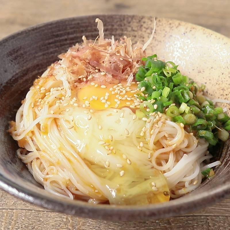 アレンジ レシピ 素麺