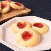 スウェーデンのクッキー ハッロングロットル