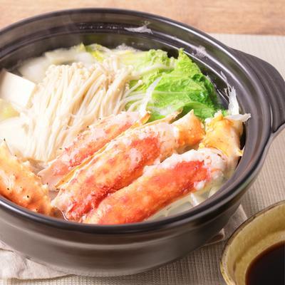 水炊き風カニすき鍋