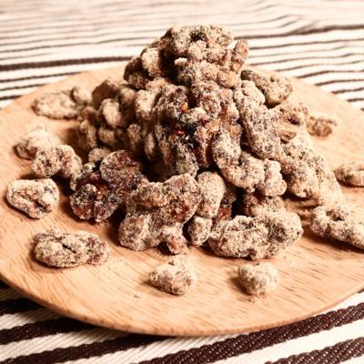 黒糖くるみきな粉のキャラメリゼ