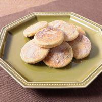 フライパンで作る 簡単クッキー
