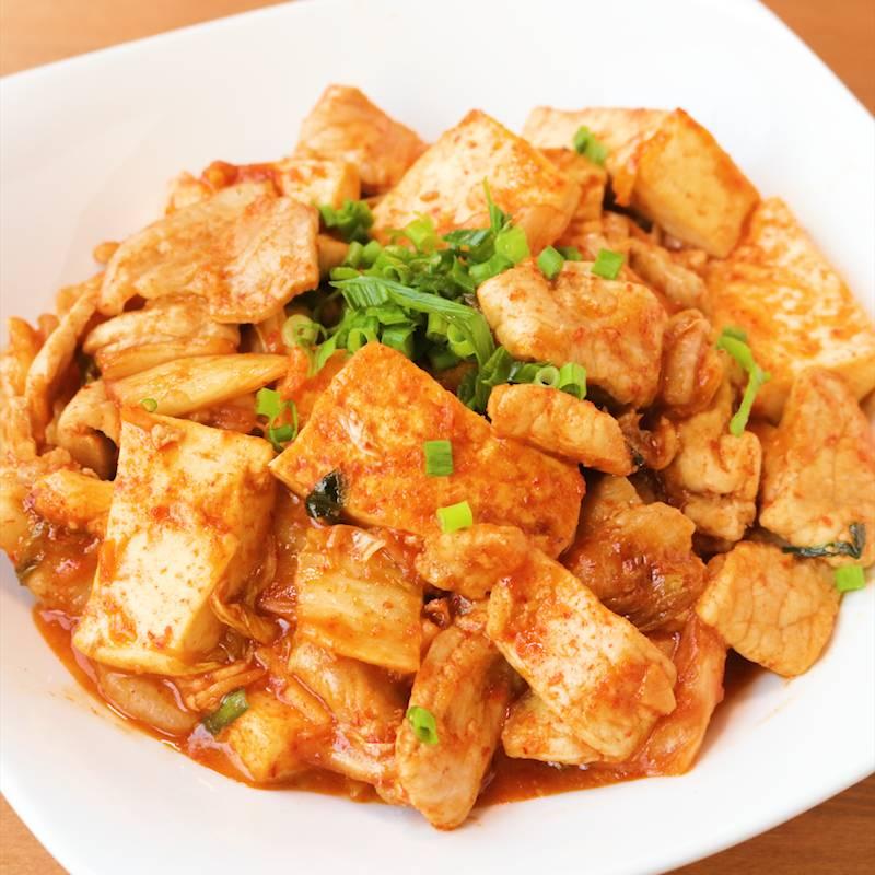 豚 キムチ レシピ