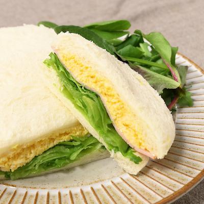 まんまる タマゴサンドイッチ
