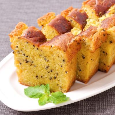 ホットケーキミックスで簡単さつまいもパウンドケーキ