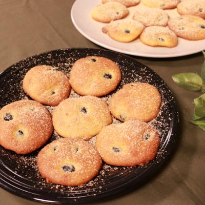 さっくさく!黒豆しっとりクッキー