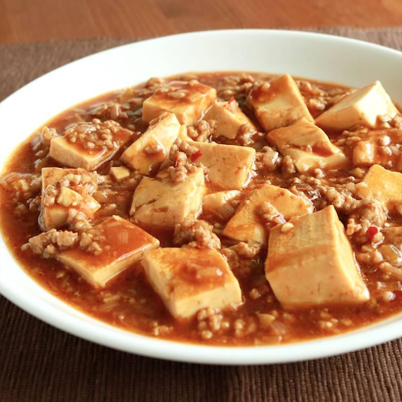 豆腐 マーボー