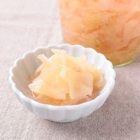 寿司酢で簡単 新生姜の甘酢浸け