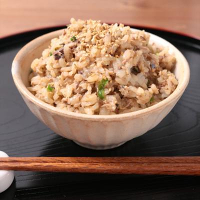 和風マヨで サバの水煮缶で混ぜごはん