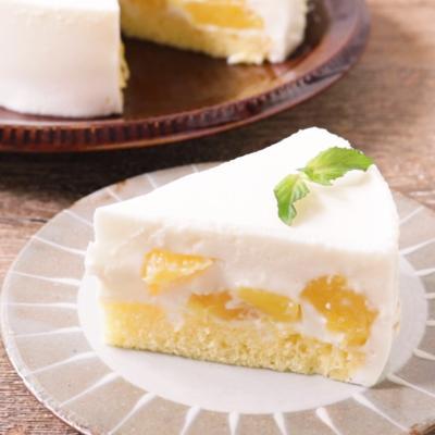 パイナップルムースケーキ