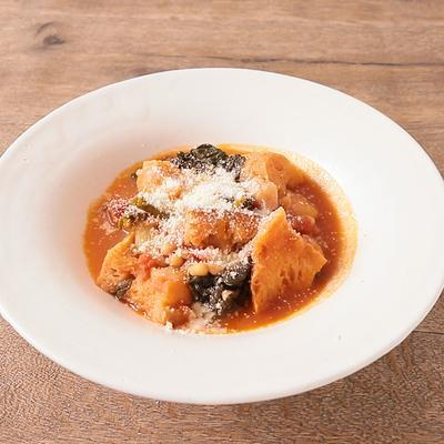 カーボロネロのトスカーナ風具沢山スープ