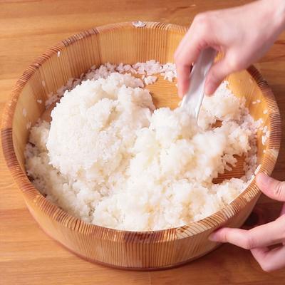 酢飯のつくり方