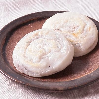 おうちで作る 梅ヶ枝餅