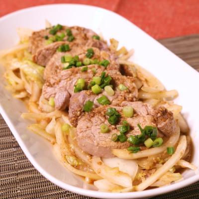 豚ブロック肉で中華風マリネ