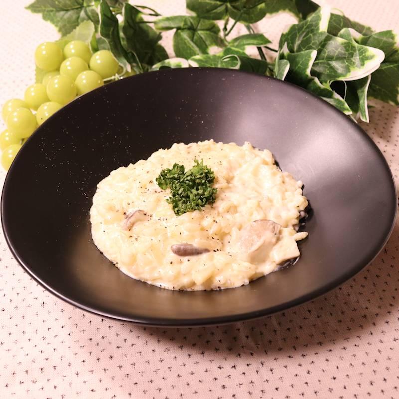 リゾット レシピ チーズ