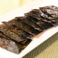 簡単美味しい 韓国のりの作り方