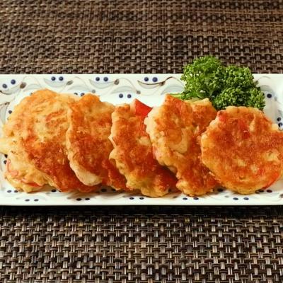 里芋とお餅のツナチーズ焼き
