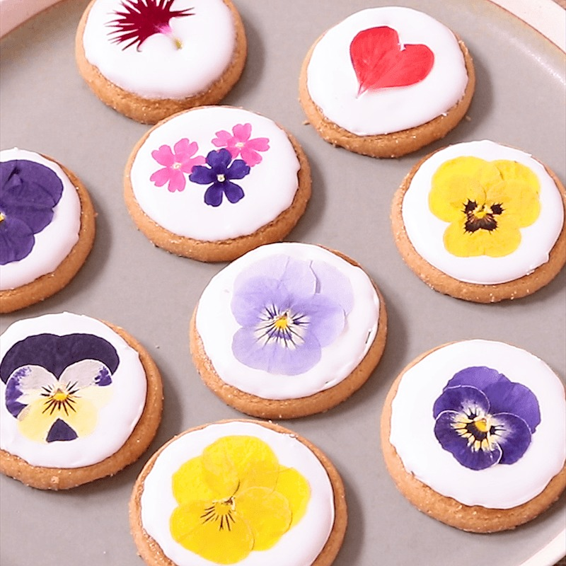作り方 アイシング 水だけで簡単に作れるアイシングクッキーの作り方