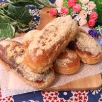 簡単!懐かしい!きな粉揚げパン