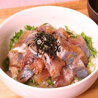 大分郷土料理!りゅうきゅう丼