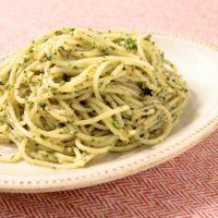 和えるだけ簡単 しそベーゼスパゲティ