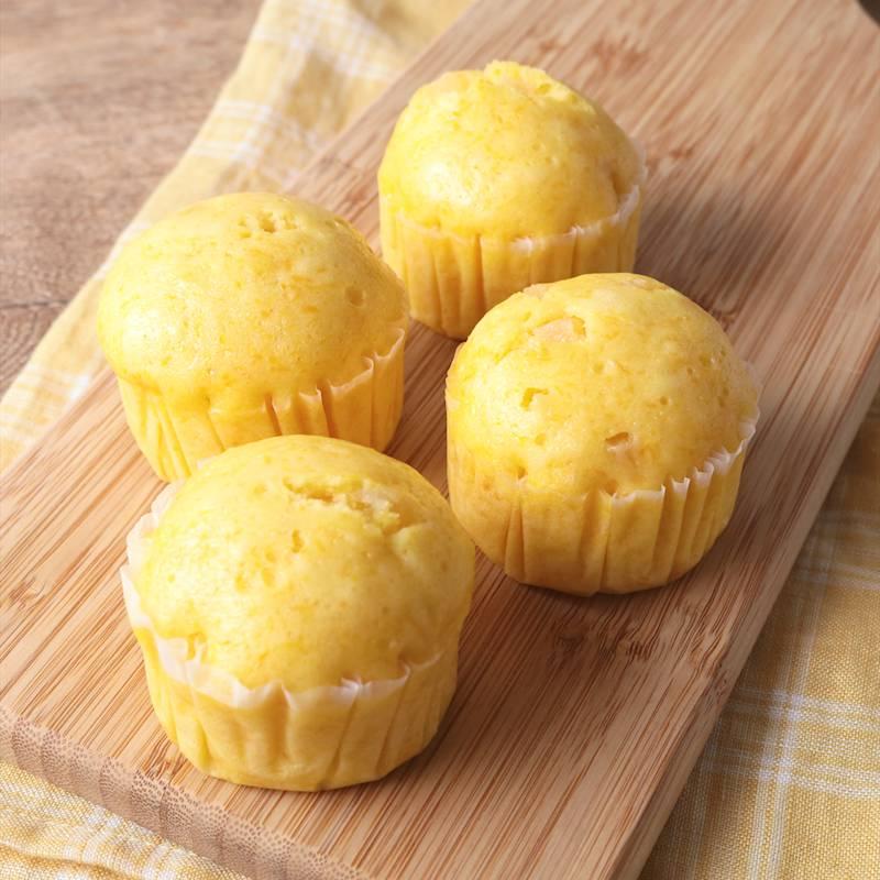 中華風蒸しパンのマーラーカオ 作り方 レシピ クラシル