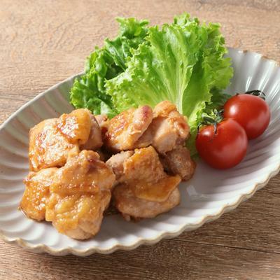 鶏モモ肉の塩麹味噌焼き
