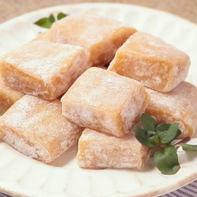 シナモン香る もちもちバター餅