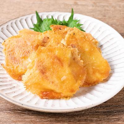 笹かまぼこのカリカリチーズ焼き