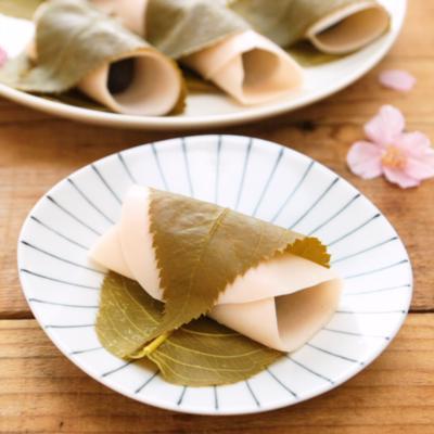 簡単手作り 関東風桜餅