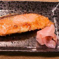 フライパンで簡単!鮭の西京焼き
