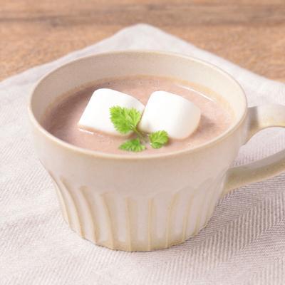 ホットチョコバナナミルク