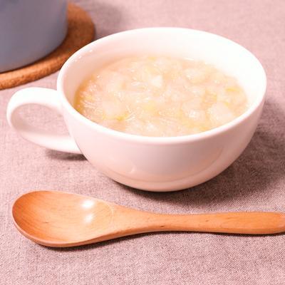 寒い日に!白菜とレンコンのトロトロ春雨スープ