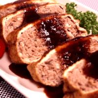 薄揚げで作る!ひき肉と野菜詰め