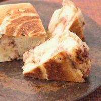 フライパンで花椒香る長ねぎのパン