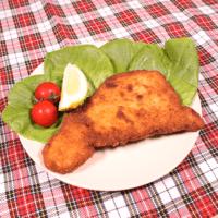 豚肉のミラノ風カツレツ