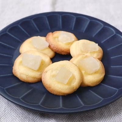 ザボン漬け絞り出しクッキー