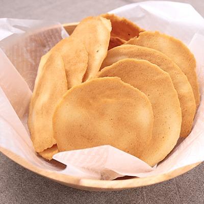 食感楽しむ パリパリクッキー