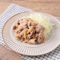 冷凍保存版!豚肉の生姜焼き