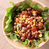 テキサス風 豆のミックスサラダ